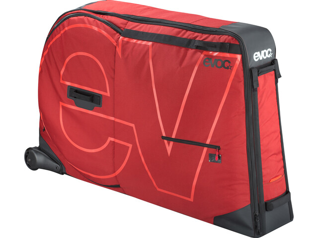 EVOC Bike Travel Bag Transporttaske 280l rød (2019) | Cykelkuffert
